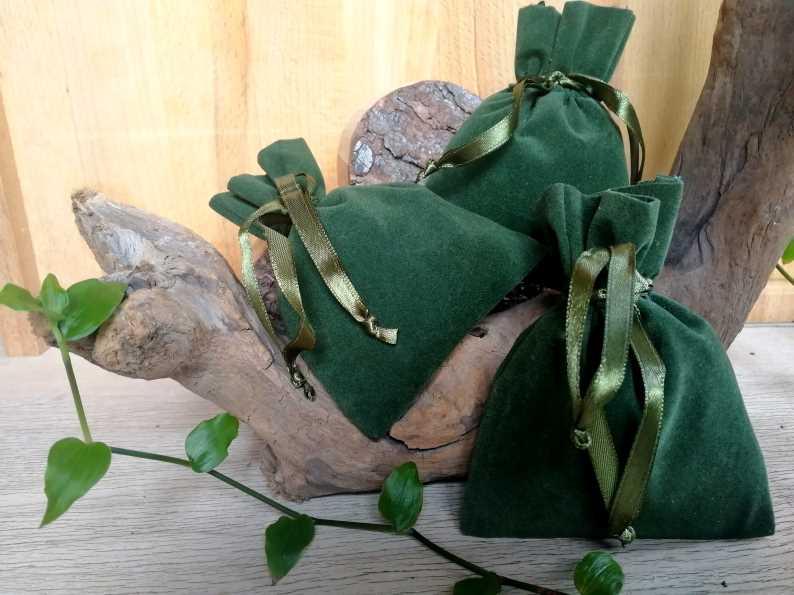 Amulettsäckchen 9erlei Kräuter Haussegen